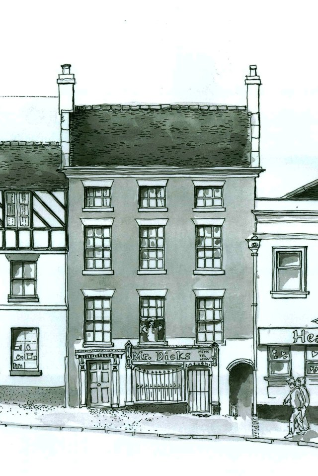 georgian building no 5 Church Street