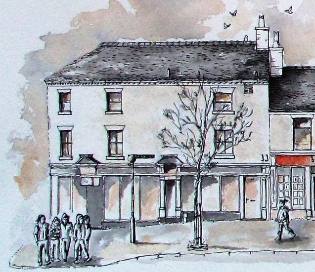 Merrial Street