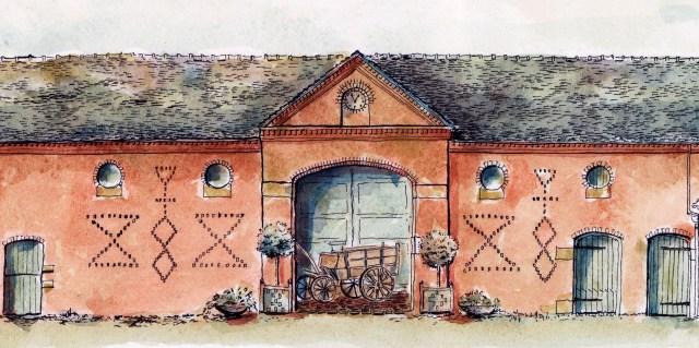 Loynton Farm Threshing Barn