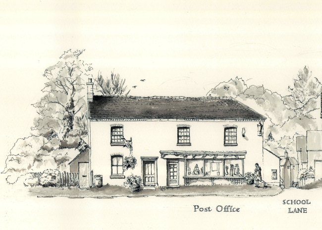 The Old Post Office, Stafford Street, Audlem