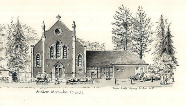 Audlem Methodist Church