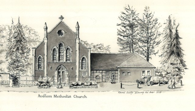 Audlem Methodist Church