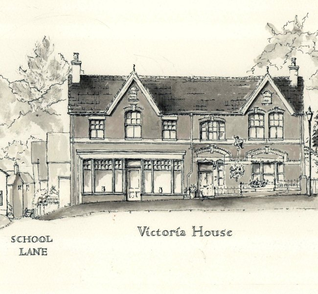 Victoria House, Stafford Street, Audlem