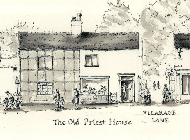 The Old Priest House