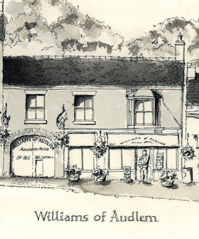 Williams of Audlem