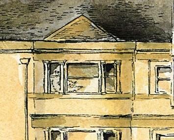 Burslem haunted pub