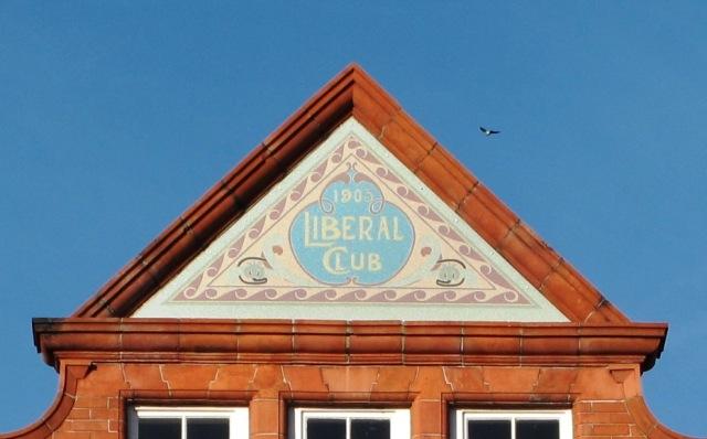 Liberal Club, Burslem