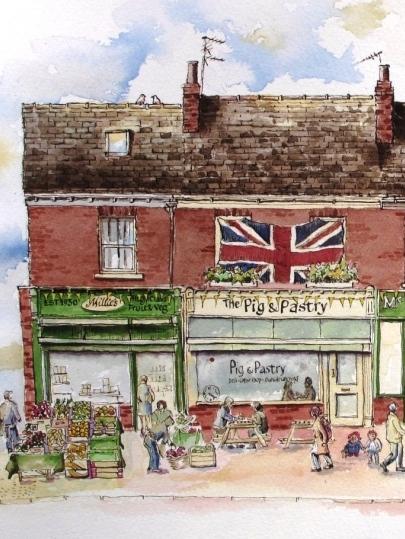 35 and 37 Bishopthorpe Road, York