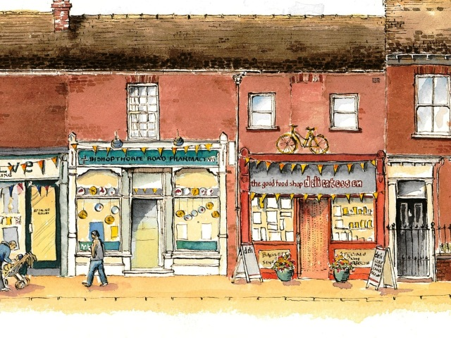 Bishy road Pharmacy and delicatessen