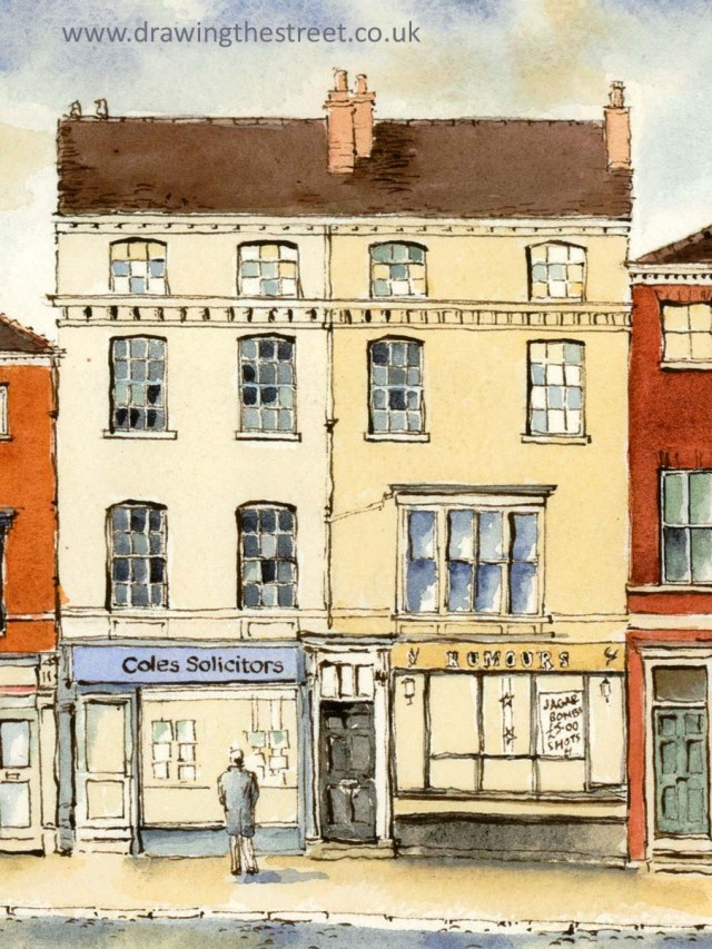 Coles Solicitors drawing