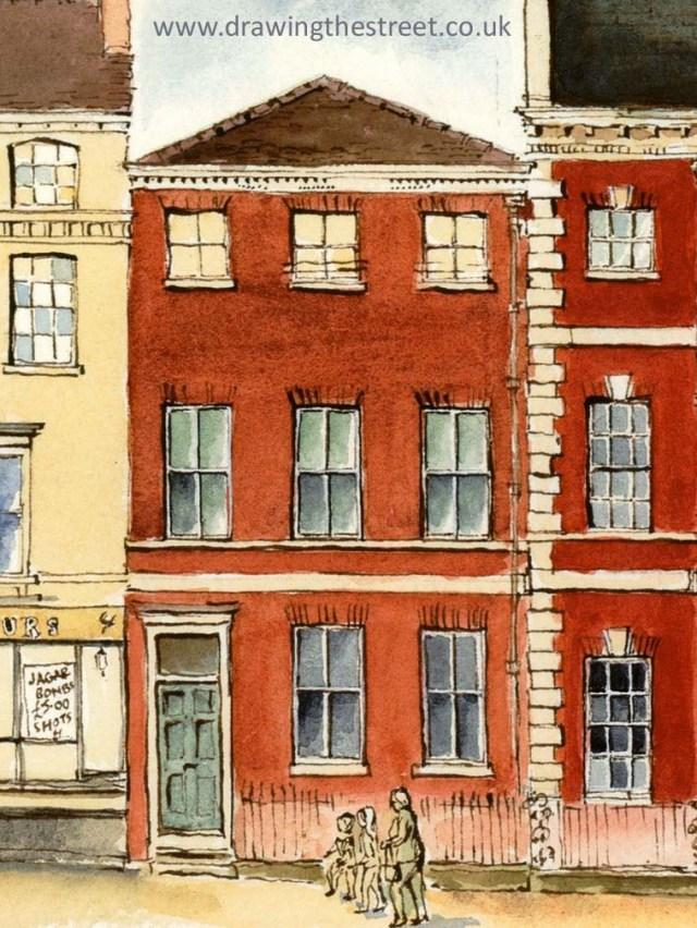 listed building york