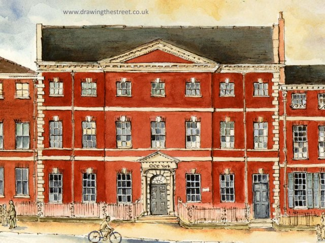 grade 1 listed Micklegate York