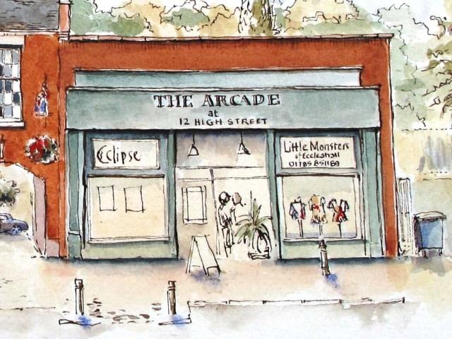 The Arcade, 12 High Street