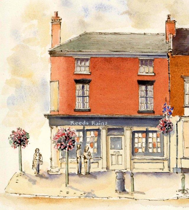 1 High Street Eccleshall