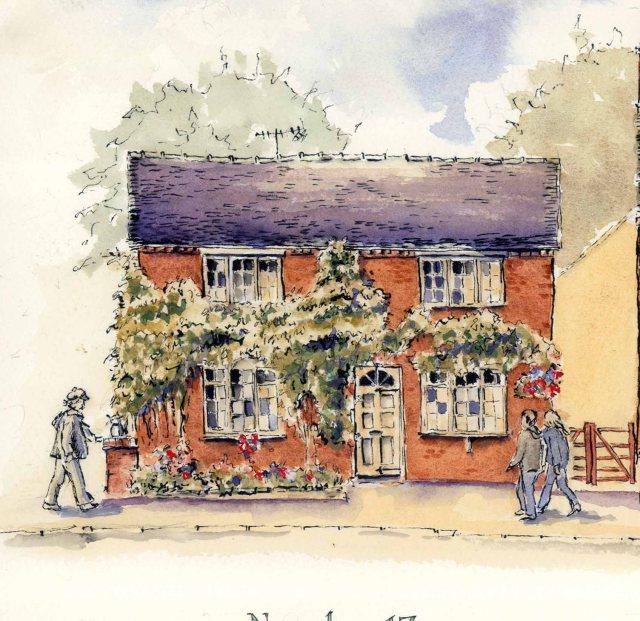 Audlem Cheshire Street 1