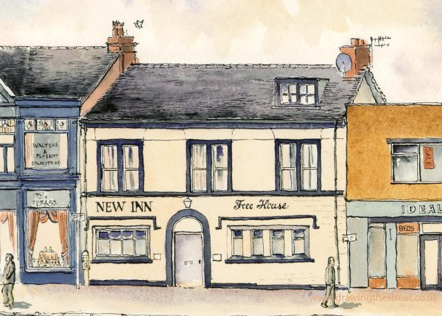 2 New Inn 50 market place burslem