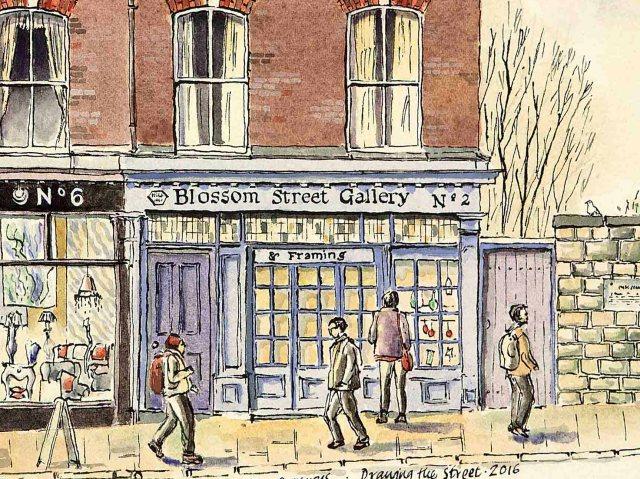 Blossom Street Gallery York