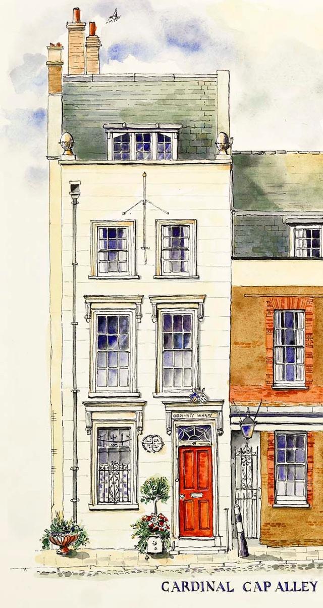 49 Cardinal's Wharf, Bankside