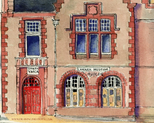 8-lanark-museum-ymca-detail-ronnie-cruwys-drawing-the-street