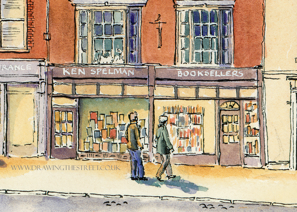 Ken Spelman booksellers, Micklegate