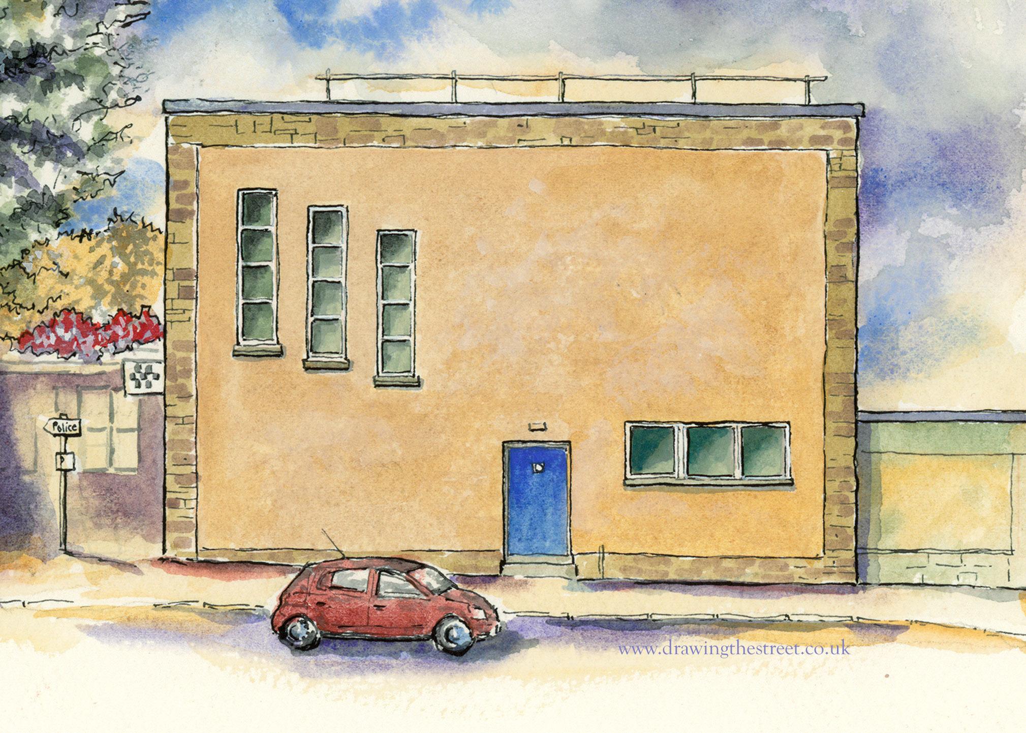 7-West-Port-Lanark-police-station-ronnie-cruwys